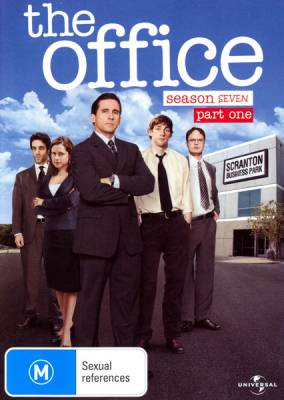 Офис 7 сезон / The Office 7