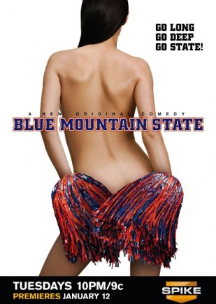 Штаб Голубая Гора / Blue Mountain State (1,2 сезон)